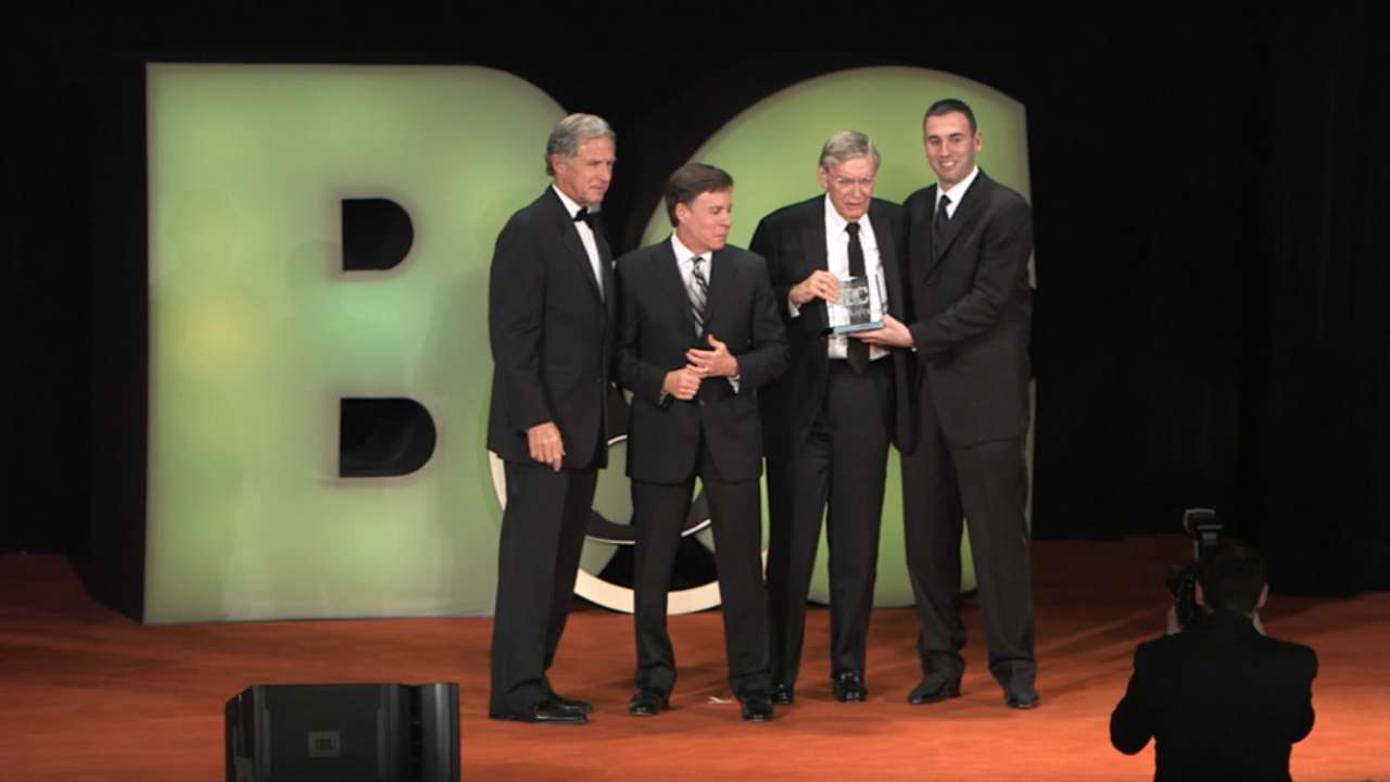 Selig honored at Broadcasting and Cable HoF Awards