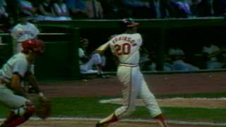 1971 ASG: Robinson's opposite-field home run