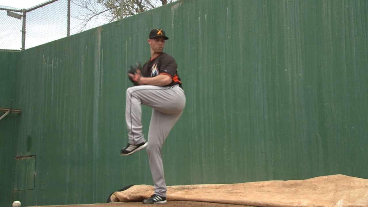 Marlins Arizona Fall League overview