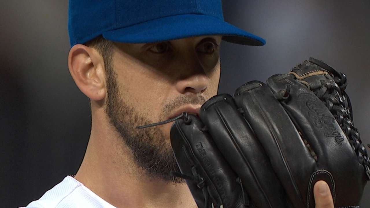 Royals wise not to give up on Shields