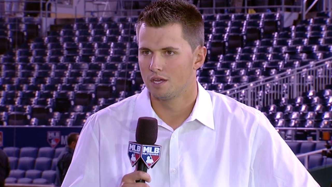 MLB Tonight: Joe Panik