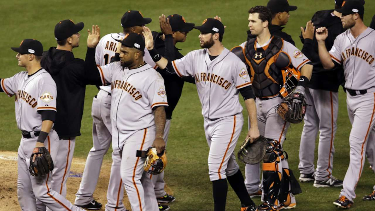 Bochy on impact of core players