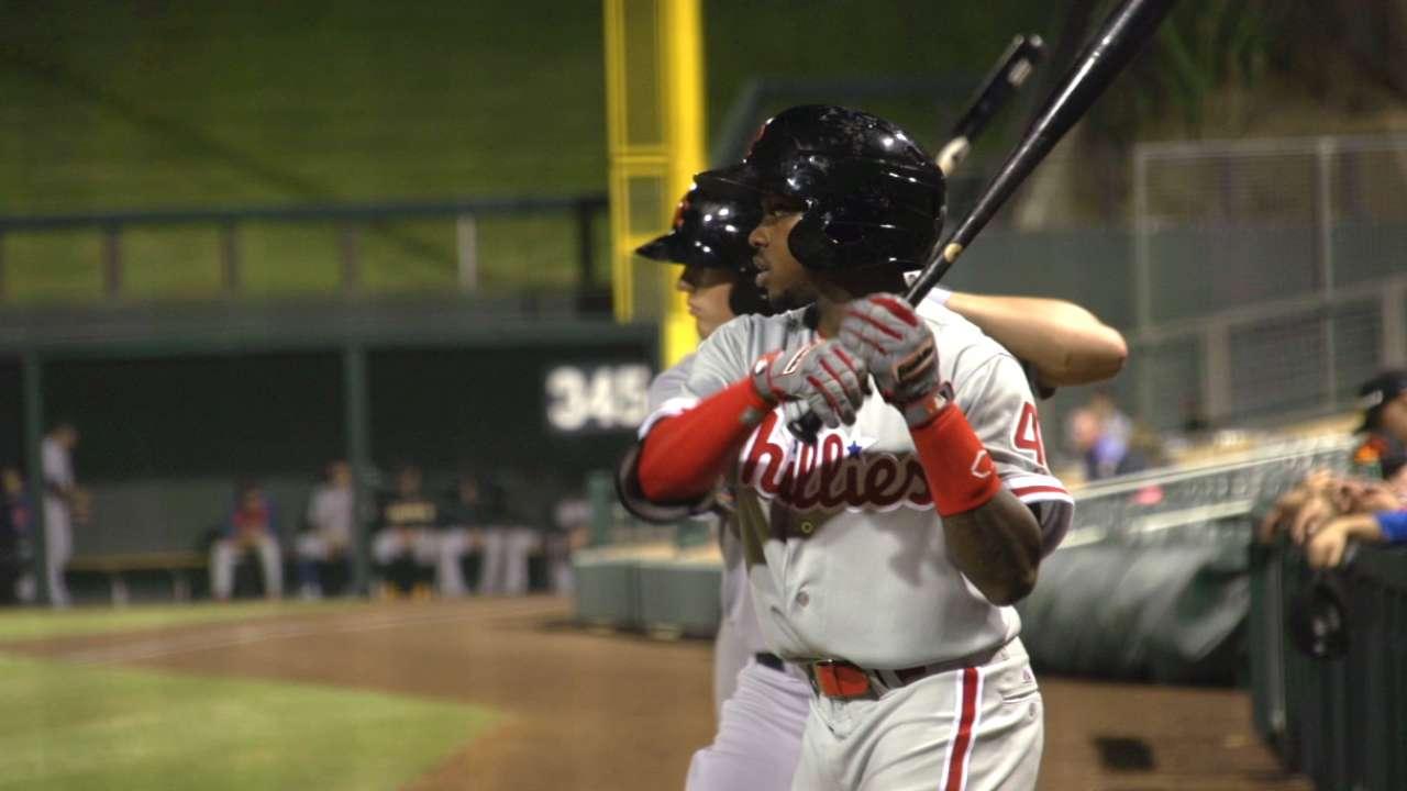 Phillies Arizona Fall League overview