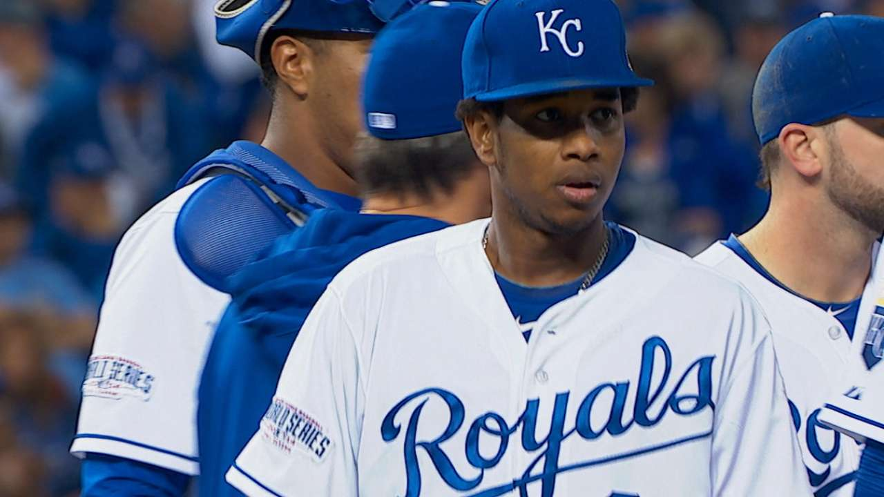 Tale of the tape: Giants-Royals, Game 6