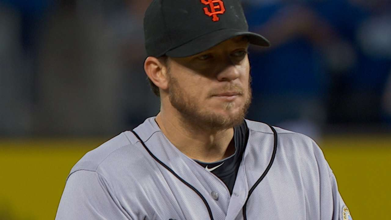 Peavy settles in until finding trouble in sixth