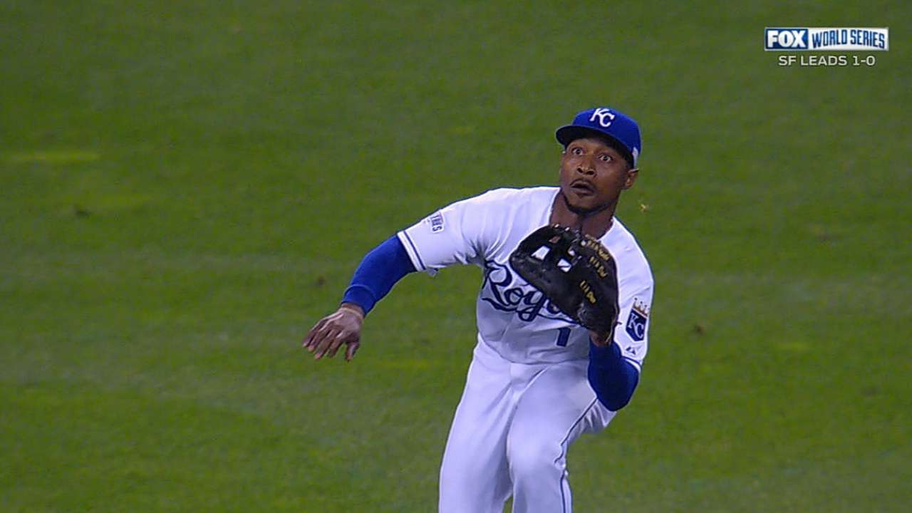 As starter or off bench, Dyson will play hard for Royals