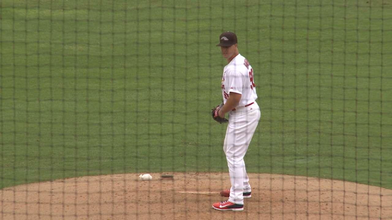 Navy grad Harris finally pursuing MLB dream