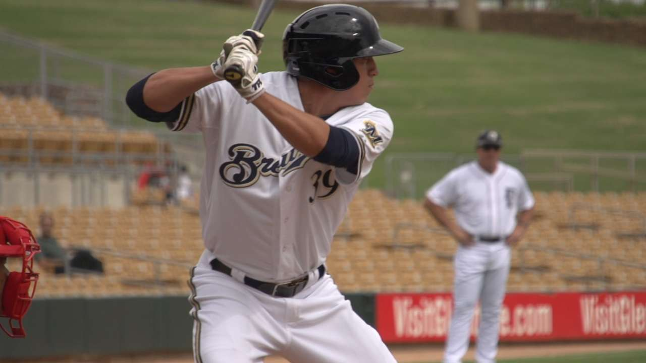 Brewers Arizona Fall League overview