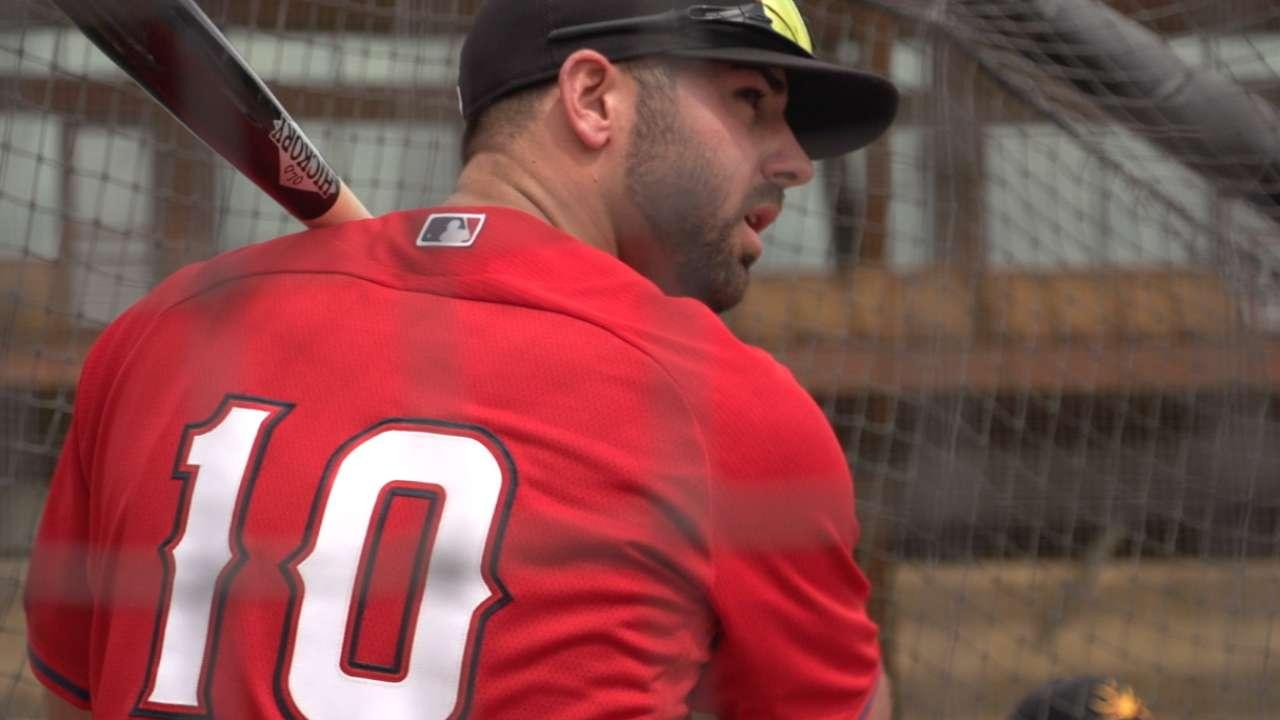 Angels Arizona Fall League overview