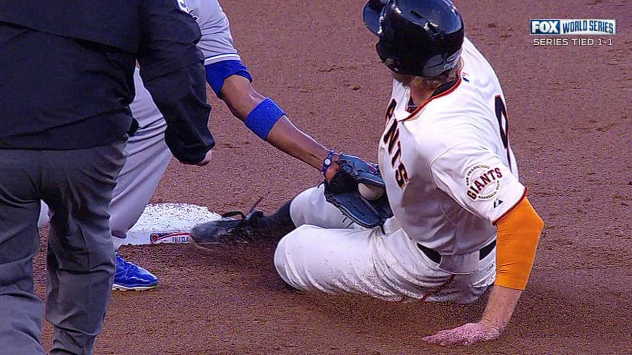 Perez throws out Pence