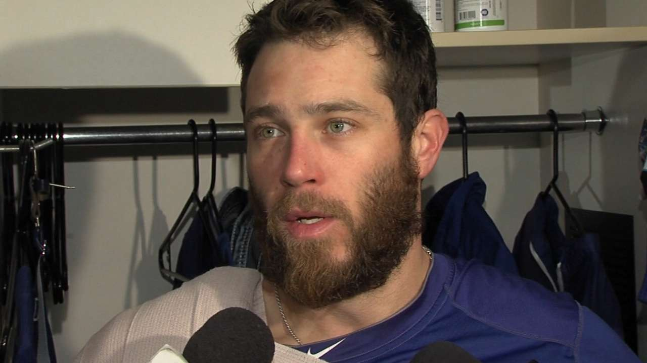 Royals relievers on Game 3 win