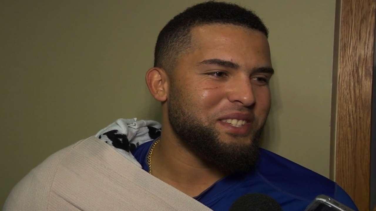 Herrera joins MLB Tonight