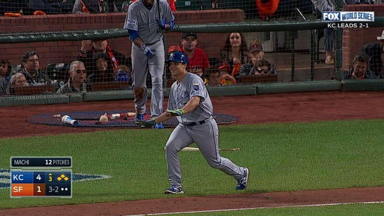 Vargas thinks he took ball four