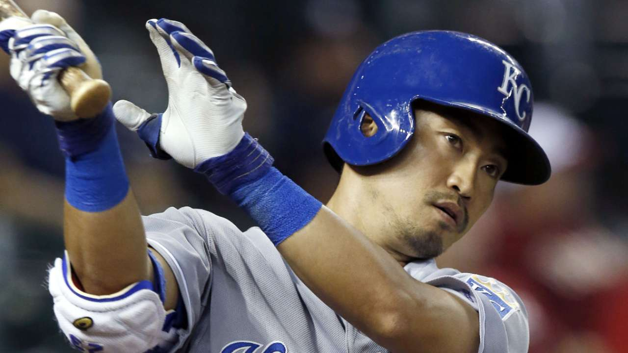 Momentum changer: Aoki's DP in sixth stunts KC threat