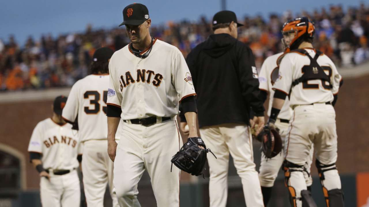 Bochy on Petit in relief