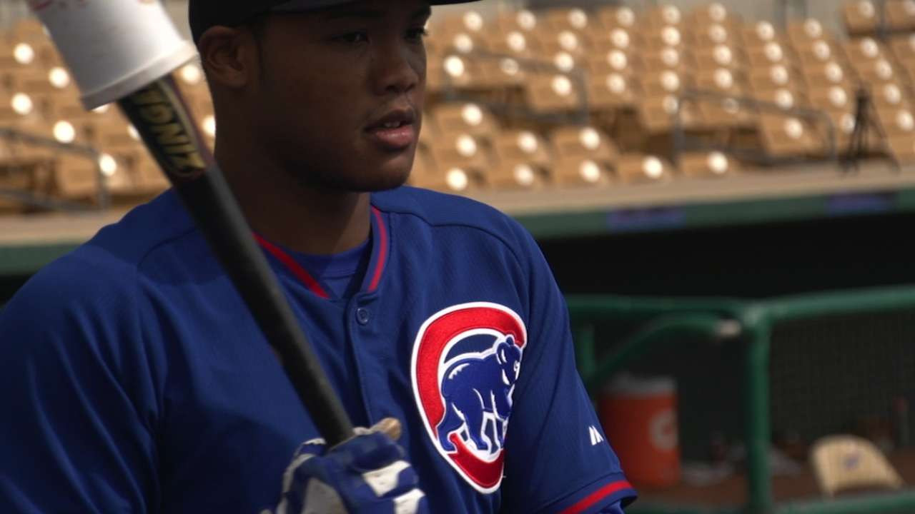 Cubs Arizona Fall League overview