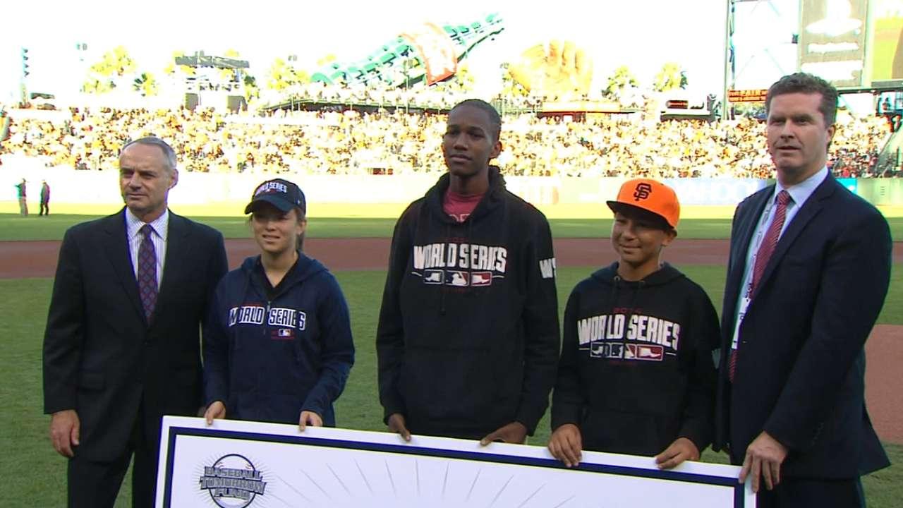 Baseball Tomorrow Fund celebrates 15 years