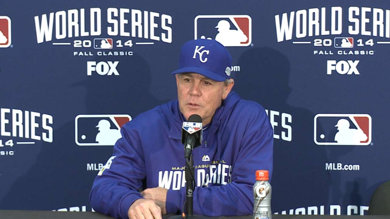 Yost looks ahead to Game 6