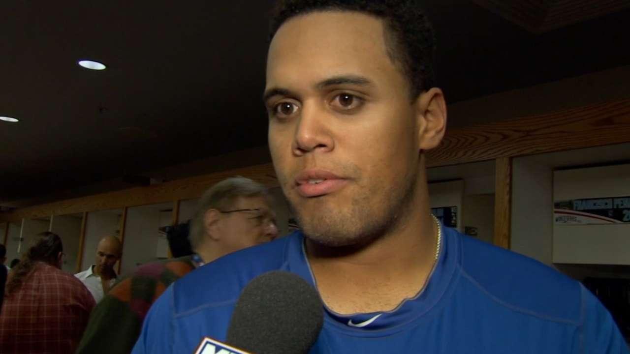 World Series shaken by Taveras' passing