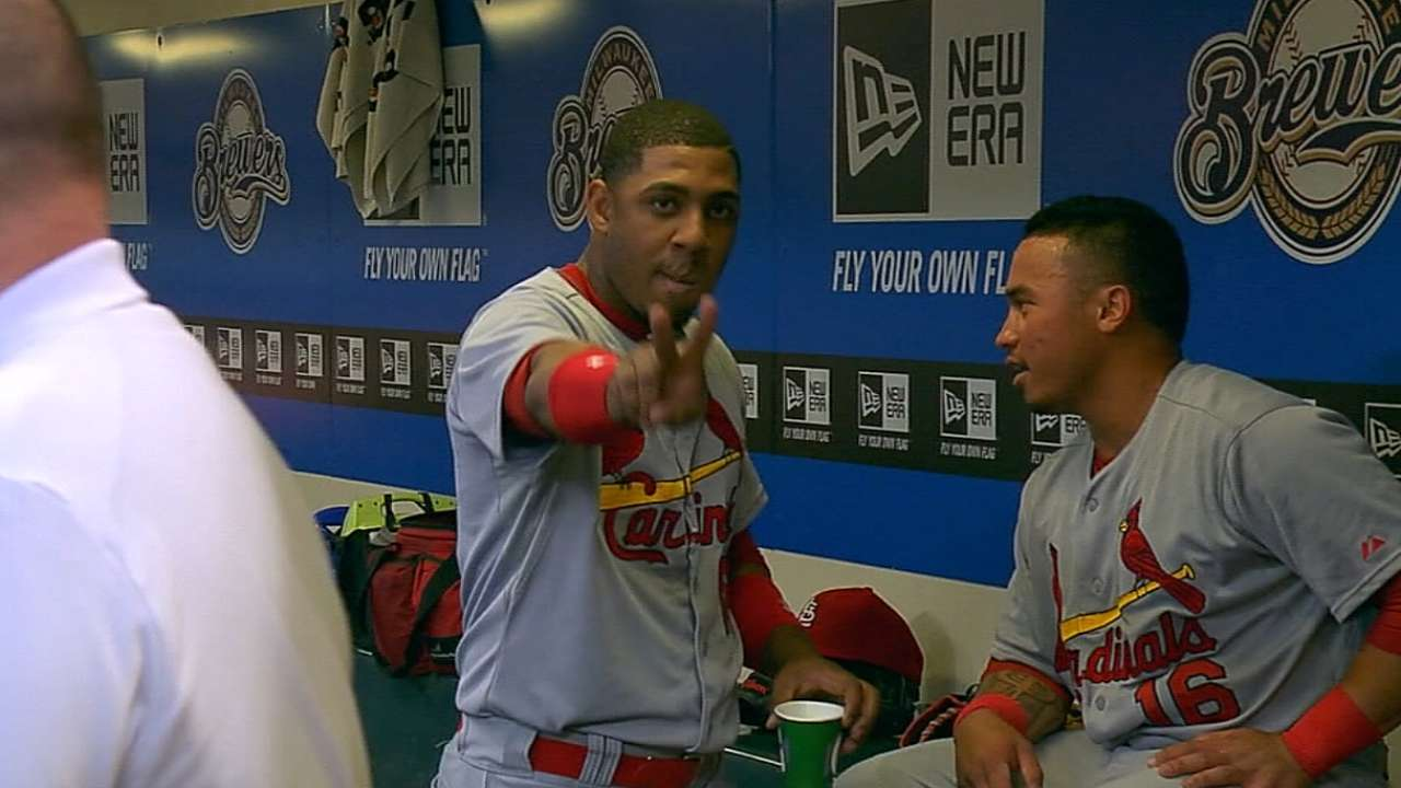 Cards mourn the loss of Taveras