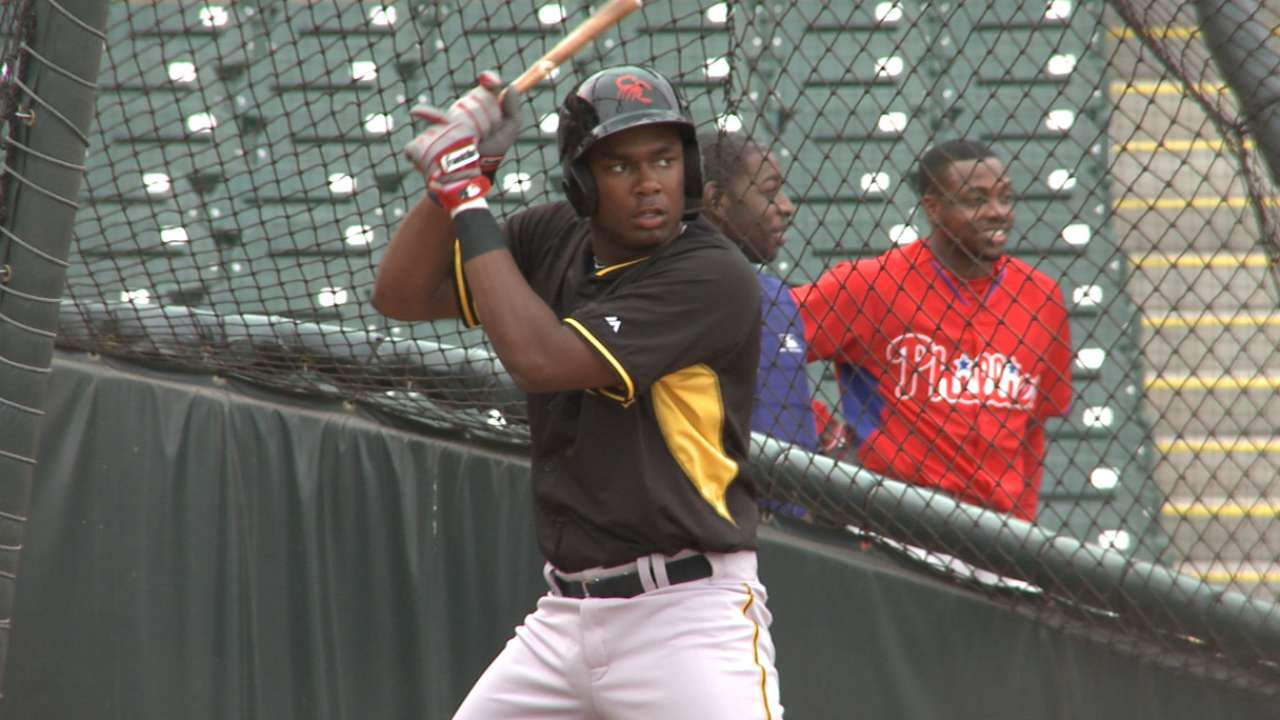 Pirates Arizona Fall League overview