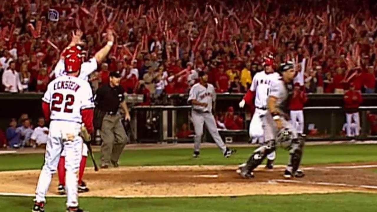 MLB Tonight: 2002 World Series