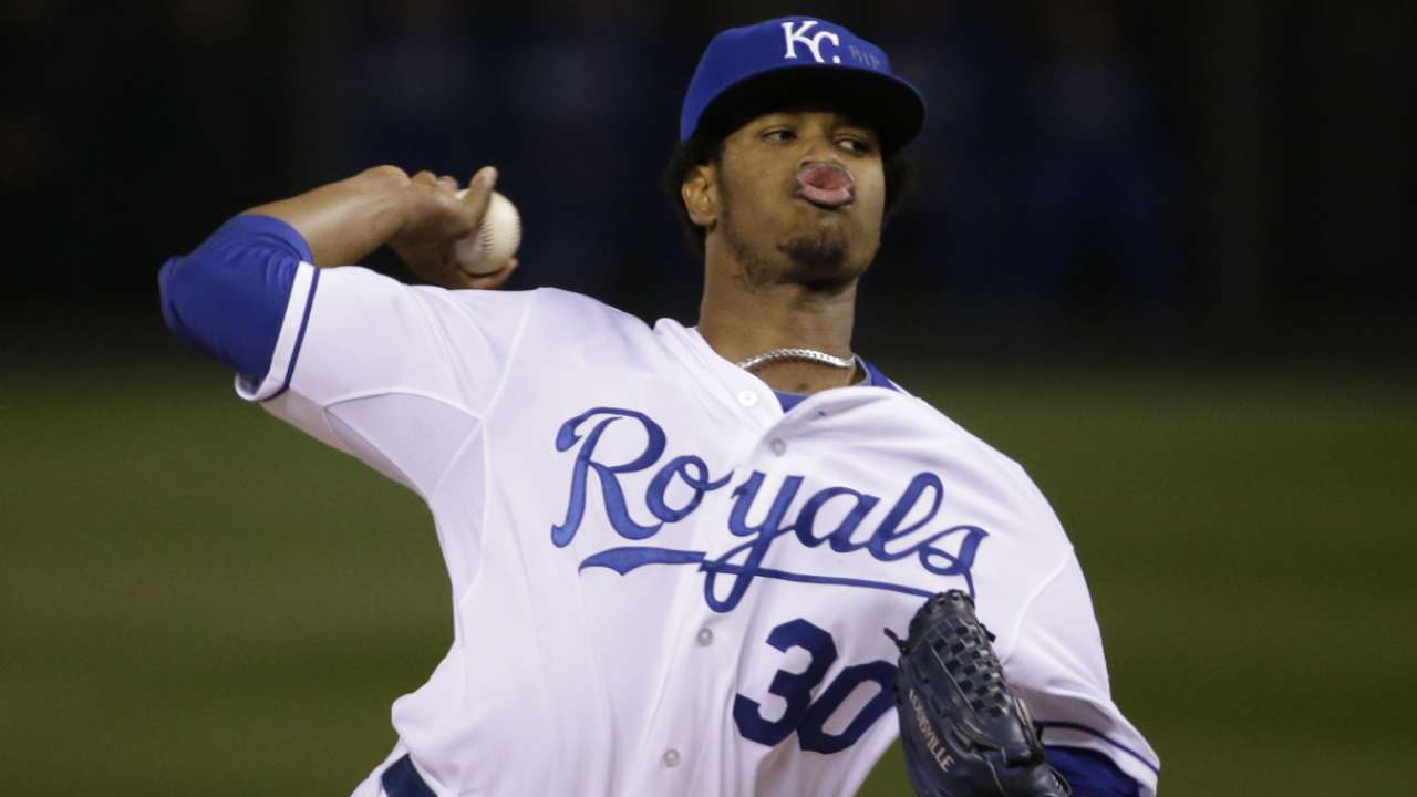 Rested 'pen tops 10 reasons Royals will win Game 7