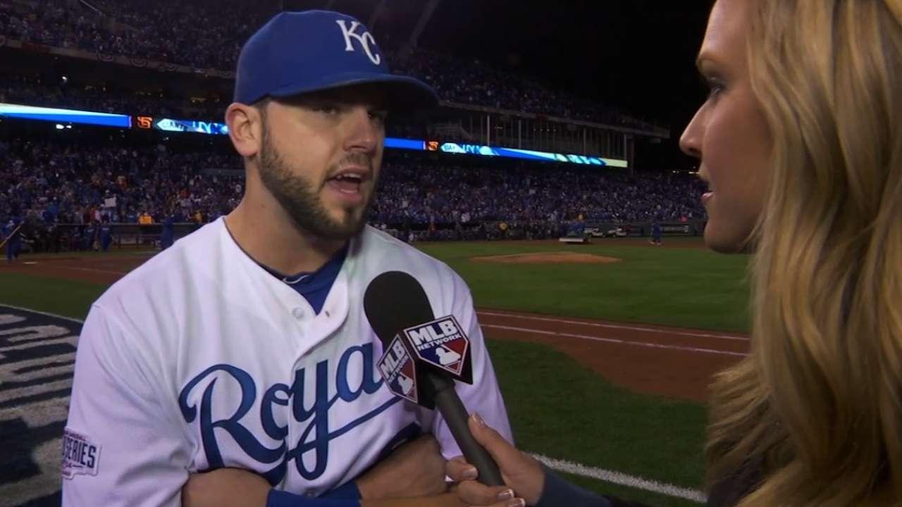 MLB Tonight: Mike Moustakas