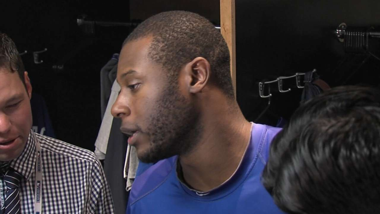 Royals on forcing Game 7