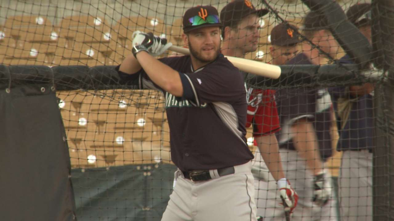 Mariners' Arizona Fall League overview