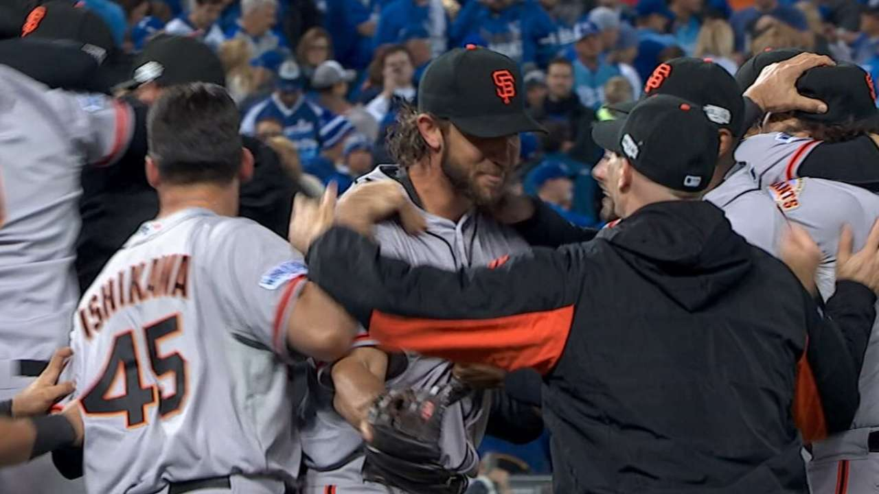 Classic moments from WS Game 7