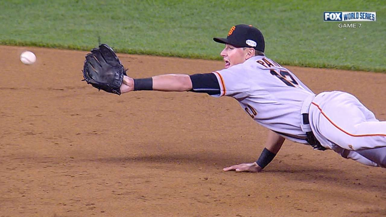 Panik starts stellar double play