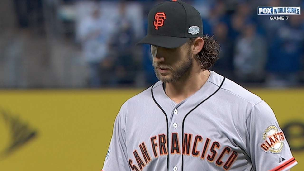 Did you know: Bumgarner makes history