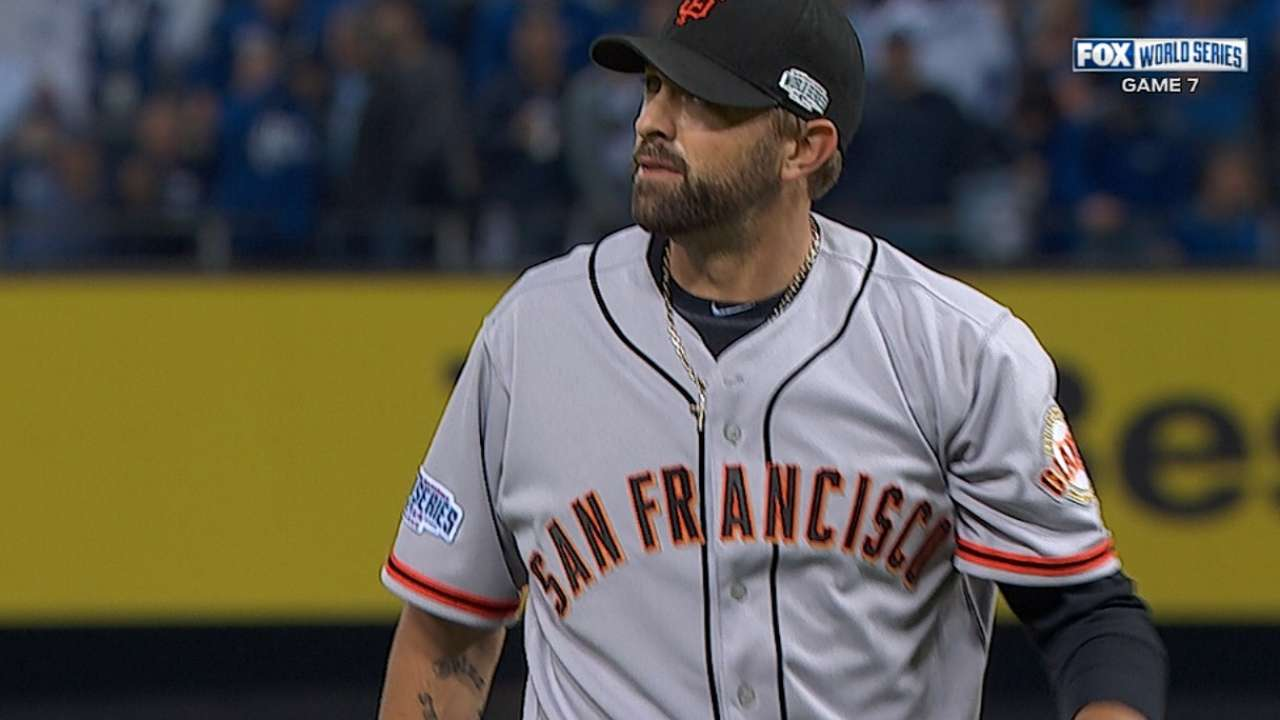 Affeldt earns Game 7 victory