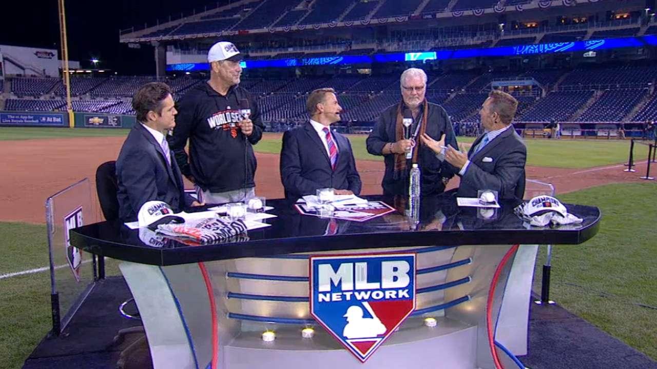 MLB Tonight: Bochy and Sabean