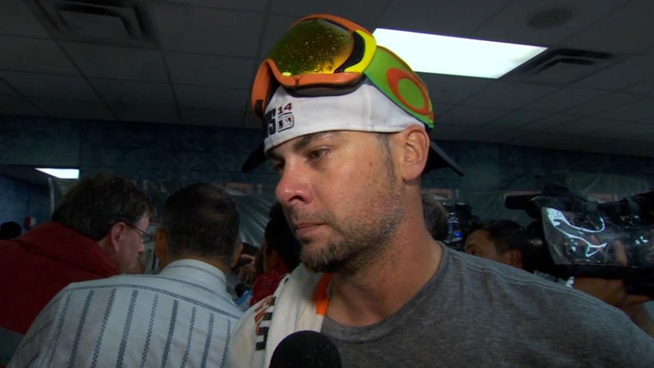 In appreciation of Vogelsong's run with Giants