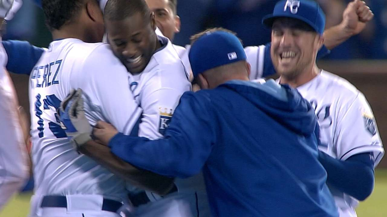 Royals captivate KC with rollicking World Series run