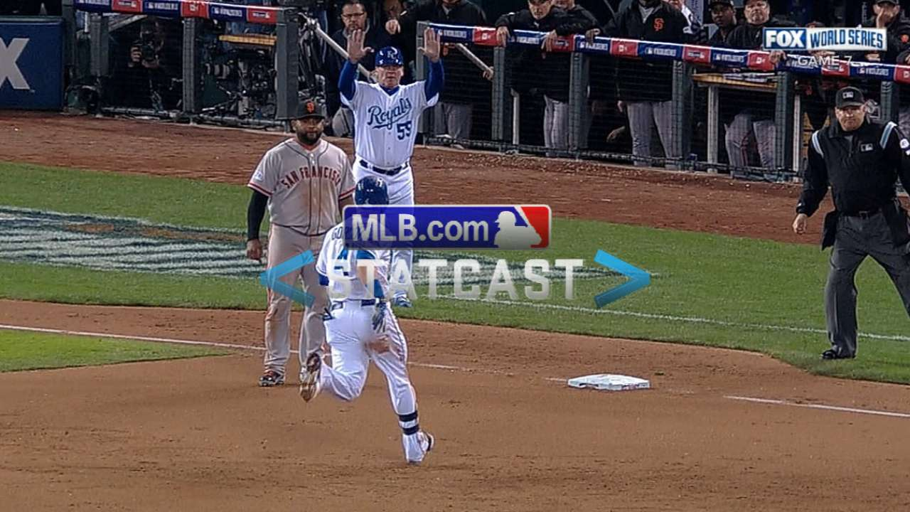 Statcast: Dissecting Gordon's odds of scoring