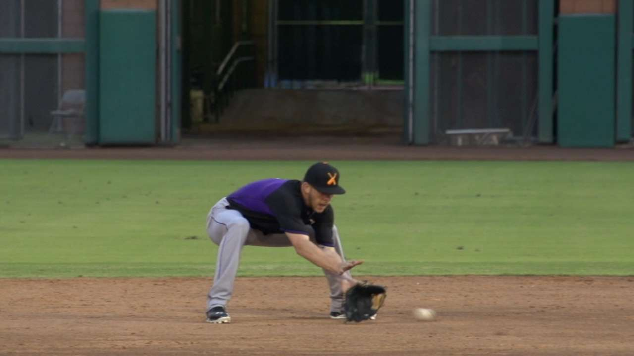 Shortstop prospect Story learns valuable lesson from Tulo