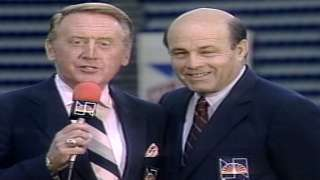 MLB Productions: Vin Scully opens the 1985 ASG