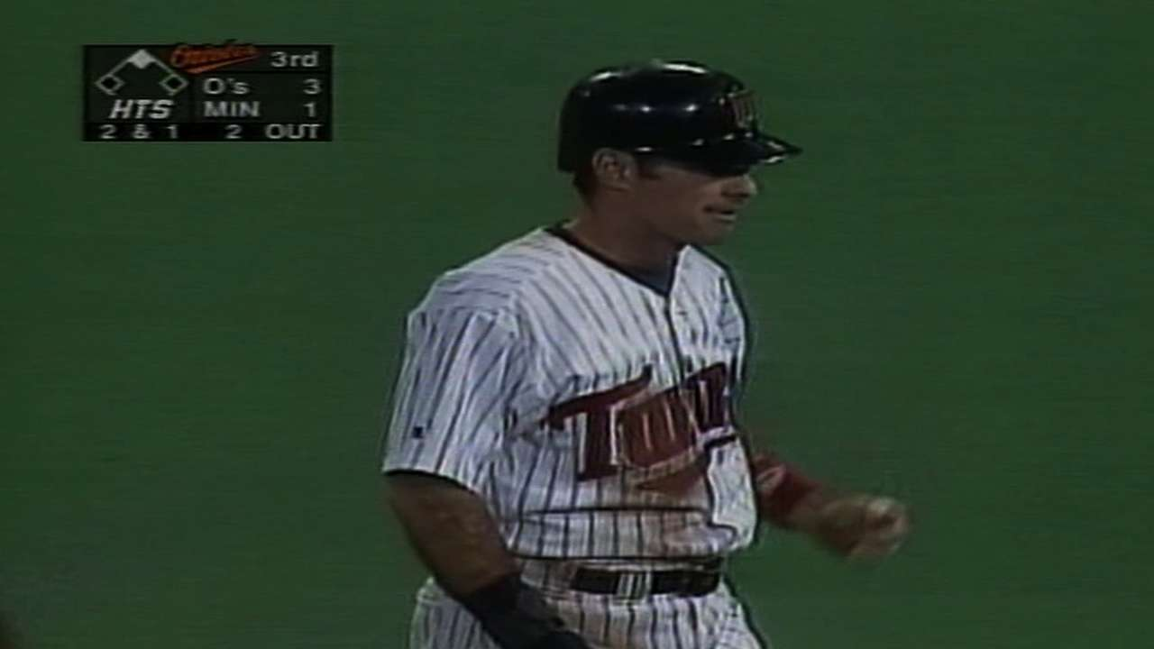 Paul Molitor's game for the ages