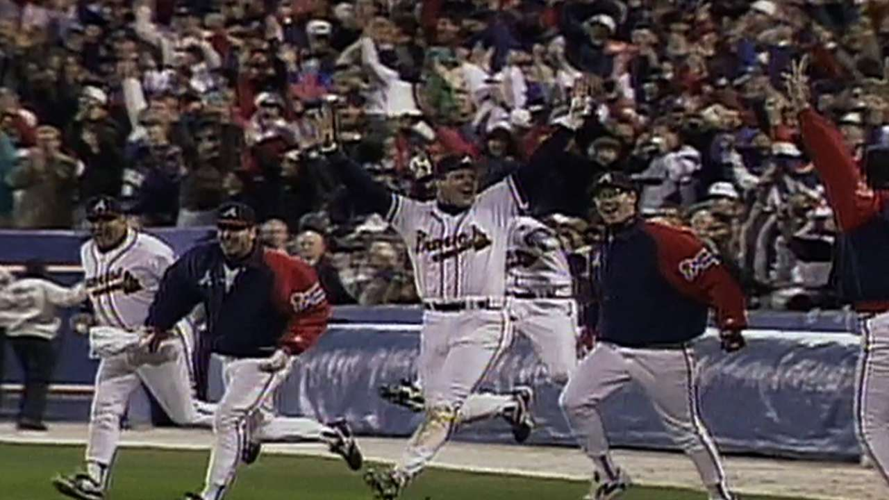 Productions: 1995 World Series