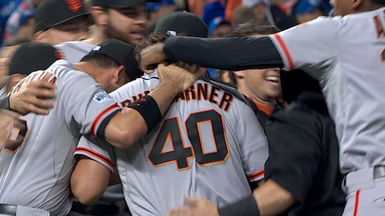 Giants' latest title fueled by proven bunch