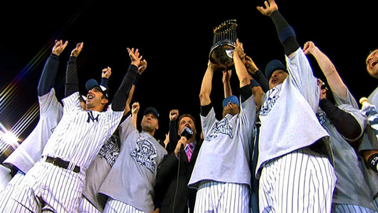 Recalling 2009 World Series