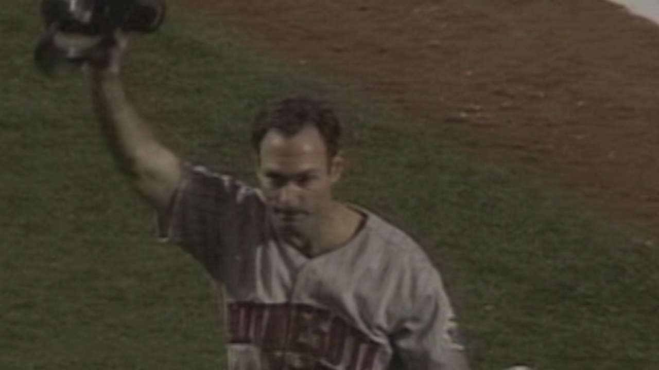 After Twins signed Molitor as FA, history followed