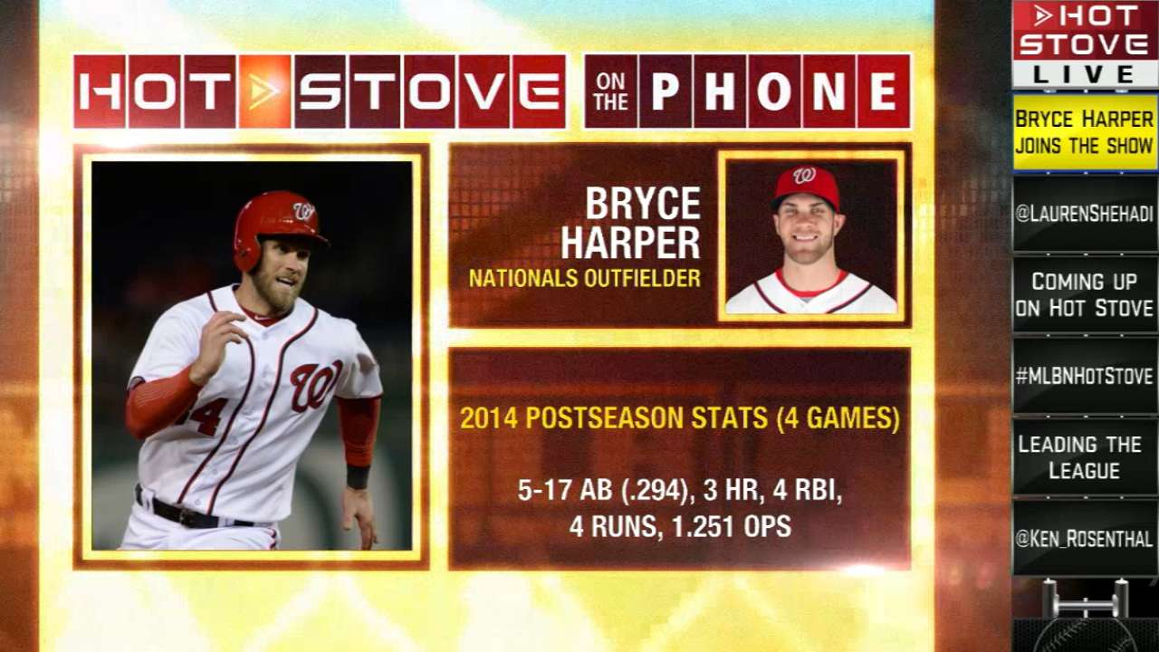 Harper forgoes NatsFest with grievance looming