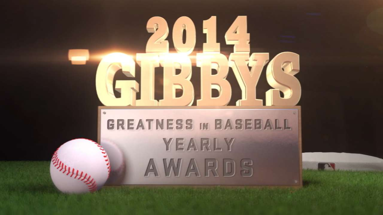 Altuve's big year results in three GIBBY nominations
