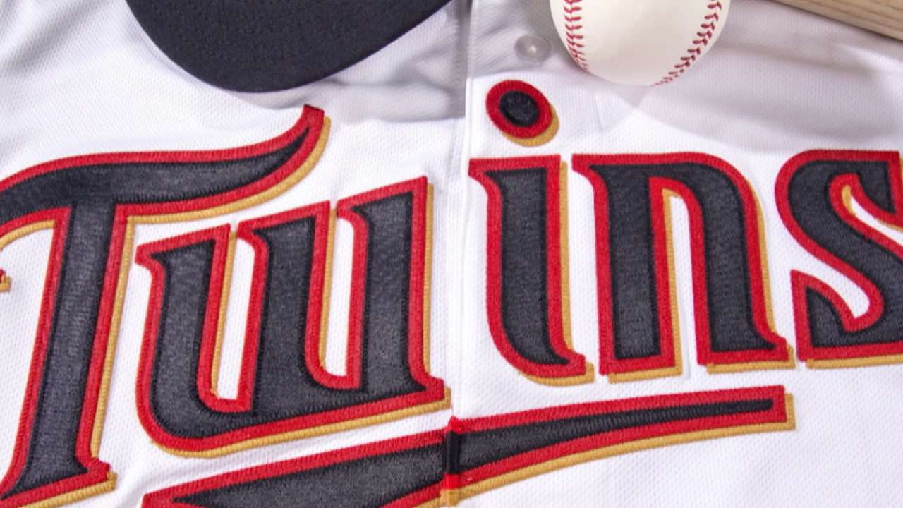 0481113f So rare are these jerseys Twins new home uniforms have touch of gold ...