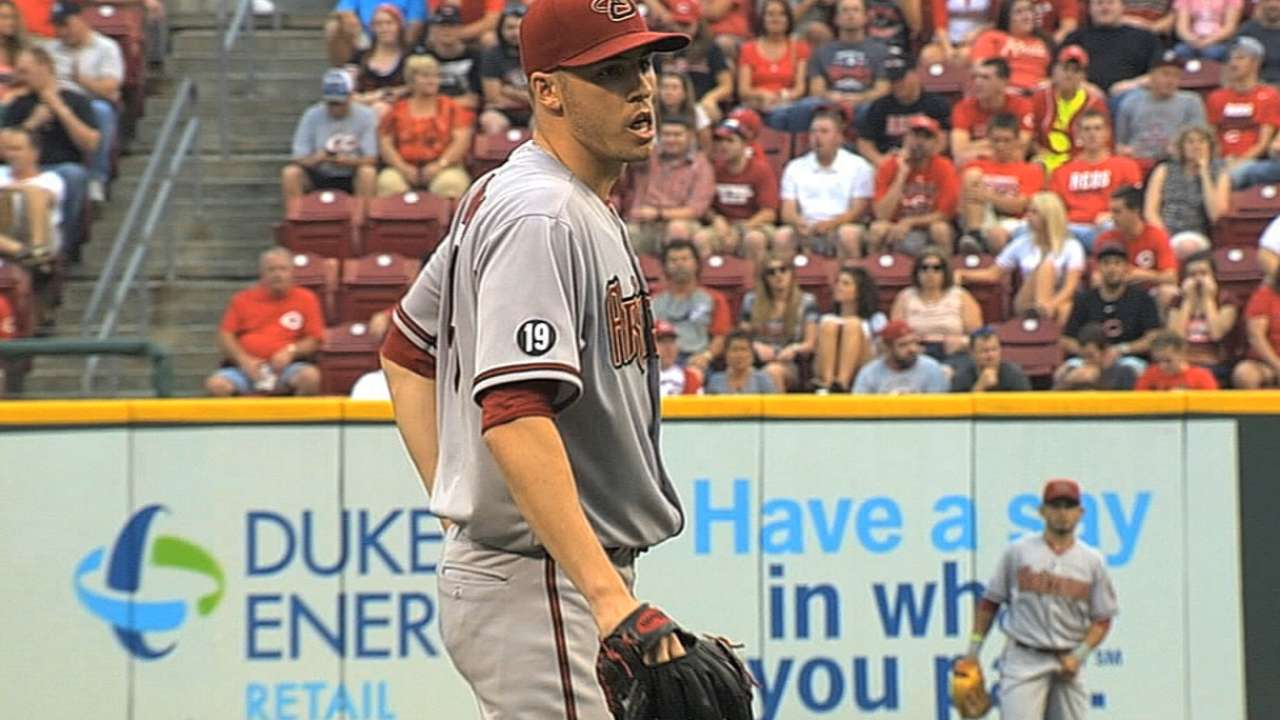 D-backs looking forward to healthier year