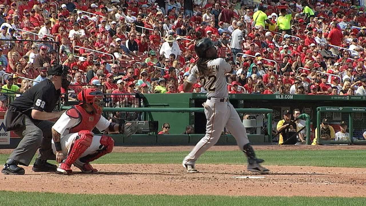 McCutchen finishes third in MVP